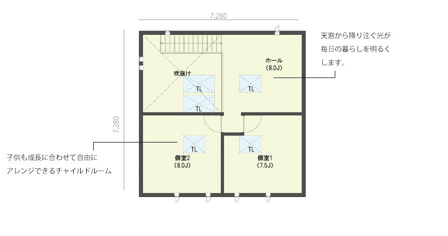 casa cube 4 x 4(2F)