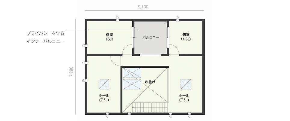 casa cube 4 x 5(2F)